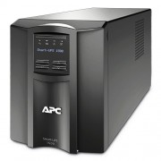 APC SMT1500I SMART-UPS 1500VA LCD 230V. APC SMART-UPS , 980WATTS/1500VA, INGRESSO 230V/USCITA 230V, INTERFACE PORT DB-9 RS-232, SMARTSLOT, USB