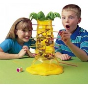 Vortex Toys Tumbling Monkeys Games Skip Monkey Don't let them fall (Multicolor)