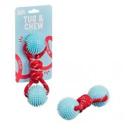Wild & Woofy Tug & Chew Dog Toy