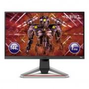 Monitor LED Gaming BenQ EX2510 24.5 inch FHD IPS 1ms 144Hz Dark Grey
