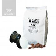 Capsule Il Caffe Italiano DEK – Compatibile CaffItaly® 10 buc