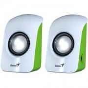 Тонколони GENIUS SP-U115 1.5W ново USB White - 31731006103