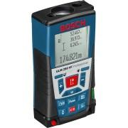 Лазерен далекомер BOSCH GLM 250 VF Professional, до 250м, вградена опт