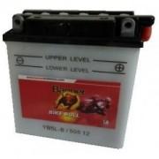 Banner 505 12 YB5L-B 5Ah 12V motorkerékpár akkumulátor (+AJÁNDÉK!)