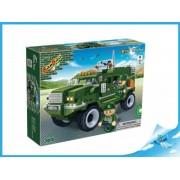 Stavebnice Banbao Defence Force vozidlo