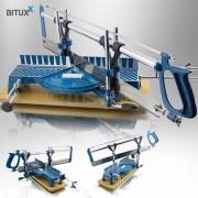 Bitux Ruční řezací pila pro řezání pod úhlem ALU