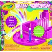 Set Fabrica de Carioci - Marker Maker roz
