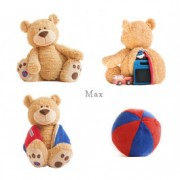 Lopta ljubimac Max ART005041