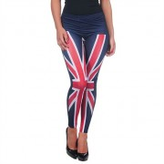 INTIMAX UK LEGGING BLUE S/M