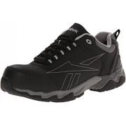 Reebok RB1062 Eh Zapatillas de Seguridad para Hombre, Negro, 8.5W US