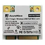 Protectli AzureWave AW-NU706H mini PCIe WiFi Kit