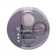 Bourjois Paris Smoky Eyes 4,5g Сенки за очи за Жени Нюанс - 12 Gris Lilac