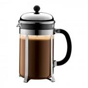 Kaffeebereiter Chambord 1500 ml Schwarz Edelstahl L (Large)