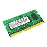 Transcend - DDR3 - 4 Go - SO DIMM 204 broches - 1066 MHz / PC3-8500 - CL7 - 1.5 V - mémoire sans tampon - non ECC - pour Apple iMac; Mac mini; MacBook Pro