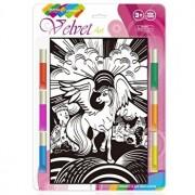 Set creatie pictura pe catifea, Pegasus