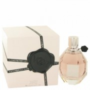 Flowerbomb For Women By Viktor & Rolf Eau De Parfum Spray 3.4 Oz