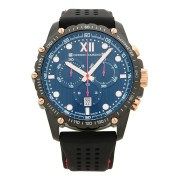 【85%OFF】12200E Herrenuhr Neelos IP クロノグラフウォッチ ブラック ファッション > 腕時計~~メンズ 腕時計