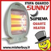 STUFETTA AL QUARZO SUPREMA SUNNY 800