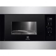 Cuptor cu microunde incorporabil Electrolux EMS26204OX, 25 l, 900 W, Grill, Inox Antiamprenta