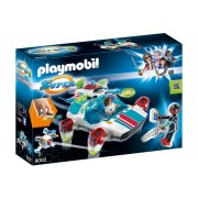 SUPER 4 - AGENTUL GENE - PLAYMOBIL (PM9002)