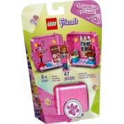 Cubul de joaca si cumparaturi al Oliviei 41407 LEGO Friends