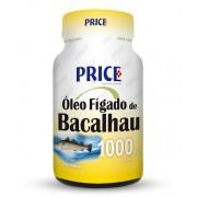 Price Óleo de Fígado de Bacalhau Cápsulas