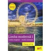Limba Engleza Intensiv - Clasa 5 - Manual + Cd Limba Moderna 1 - Ben Goldstein Ceri Jones David McKeegan