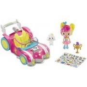 Set Jucarii Barbie Video Game Hero Vehicle And Figure
