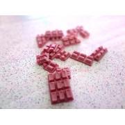 Medium Pink Chocolate Bars