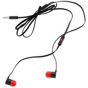 HTC STEREO EARPHONE HEADSET BLACK E240 HANDSFREE 3.5MM