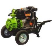 Motopompa diesel pentru irigatii Lombardini 9LD-625-2 cu pompa ROVATTI 626