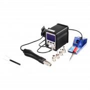 Station de soudage numérique - 75 watts - Écran LED - Basic