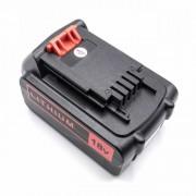 Black&Decker BL1518 18V 4000mAh utángyártott szerszámgép akkumulátor