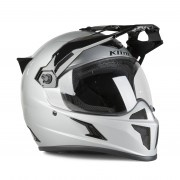 KLIM Adventurehelm Klim Krios ECE Glans Silber