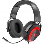 Casti gaming Genesis Argon 500 Black / Red