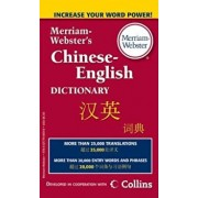 Merriam-Webster's Chinese-English Dictionary, Paperback/Merriam-Webster