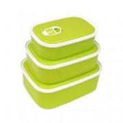 Set de trei cutii alimentare 420 790 sau 1320 ml. Thulos