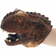 Simulación Guante de dinosaurio de juguete de cabeza - Carnotaurus