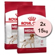 ROYAL CANIN MEDIUM ADULT 2 x 15 kg
