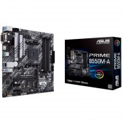 Tarjeta Madre Asus Prime B550M-ACSM AMD Ryzen 3rd Gen Socket AM4 B550