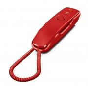 Siemens Gigaset DA210 Telefone Compacto Fixo Vermelho