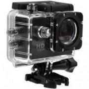 Camera Sport iUni Dare 50i HD 1080P 12M Waterproof Negru Bonus Bratara Roca Vulcanica unisex