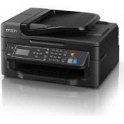 Epson Wf-2630wf Stampante Inkjet Multifunzione Fotocopiatrice Scanner Fax Wireless - Workforce - Wf-2630wf