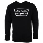 pulóver (kapucni nélkül) férfi - FULL PATCH - VANS - VA36L3BLK