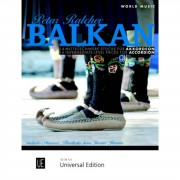 Universal Edition Balkan Accordion