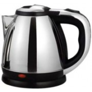 Rudraksh Enterprises EK_19 Electric Kettle(1.8 L, Silver, Black)