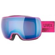 UVEX Compact FM Pink Mat/Mirror Blue 19/20