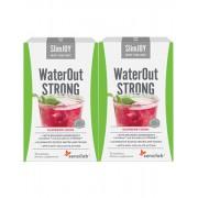 SlimJOY WaterOut Strong - o efeito de emagrecimento mais rápido. Bebida a sabor a framboesa. 2x 10 saquetas