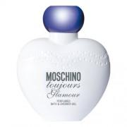 Moschino Un Doccia Schiuma Cremoso E Delicato Caratterizzato Dalle Note Avvolgenti Di Toujours Glamour.