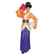 Deguisetoi Déguisement geisha femme - Taille: L / XL